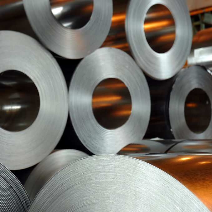 Minimize problems with emulsion in cold rolling mills with the use of compressed air